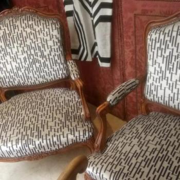 fauteuils modernisés Lyon
